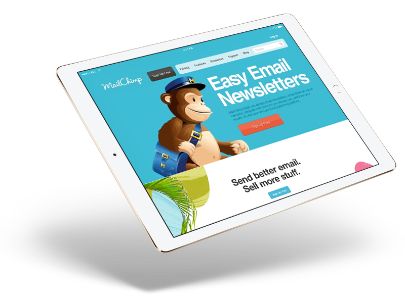 email campaign image web balance aberdeen